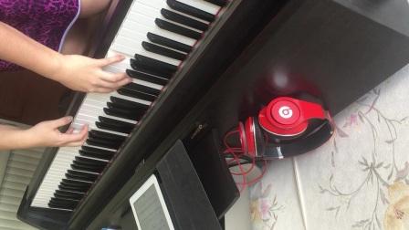 薛之谦千亿国际官网单曲《我害怕》钢琴_tan8.com