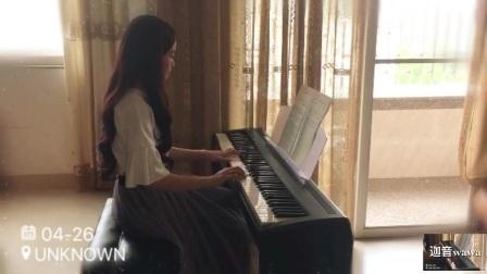 周杰伦古典曲风《青花瓷》唯美电钢琴版