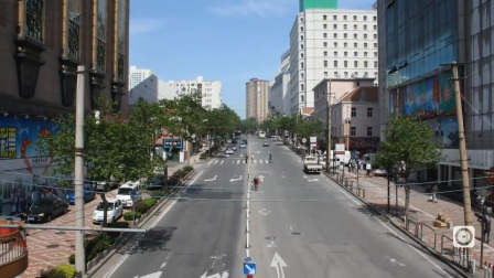 青岛城市延时摄影