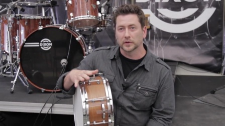 Brian Ferguson Talks About the Artisan Chris Brady Snare Drum