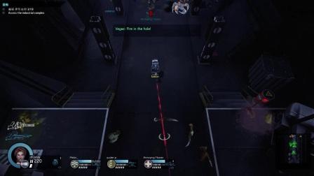 【红叔】四人小队异星之战【战役五】 -【Alien Swarm★异星虫群】
