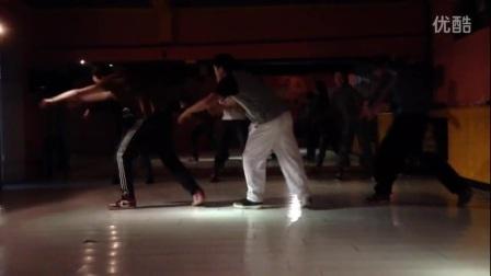世界街舞大赛万圣节编舞街舞breaking教学
