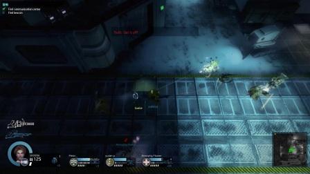 【红叔】四人小队异星之战【战役六】 -【Alien Swarm★异星虫群】