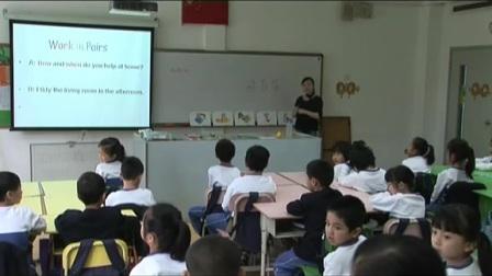 小学英语公开课