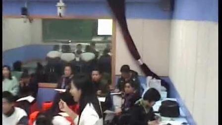 绍兴市聋哑教育七年级《我的同学》教学视频
