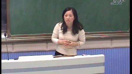 绍兴市聋哑教育职高二年级《荷塘月色》教学视频