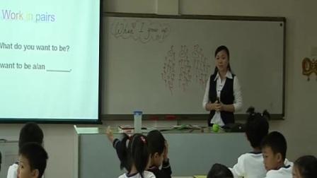 小学英语公开课jobs