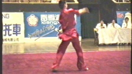 1995年全国武术套路锦标赛 女子传统项目 三类拳 001 螳螂拳 吕丹(浙江)