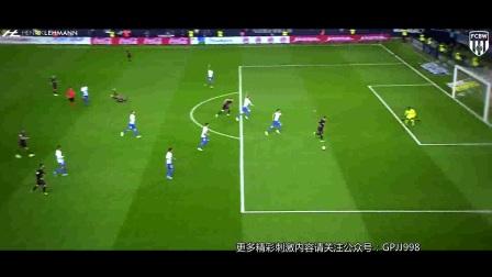 【滚球世界足球频道】里奥梅西 2017年4月 脚法过人 进球助攻 高清精华