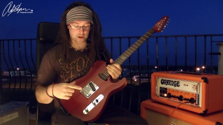 Chapman Guitars ML-3 RC Signature 试听测评 美利坚乐器淘