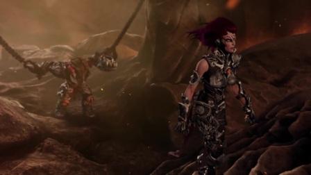 《暗黑血统3》正式公布!骁勇女怒神猎杀七宗罪