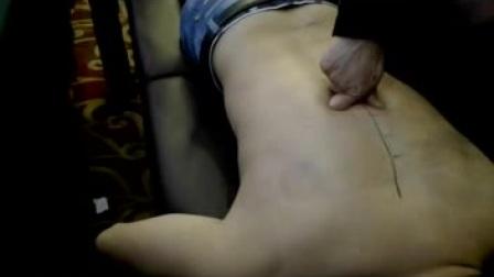 李强—扪筋切骨手法