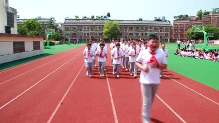 义乌外国语学校小学跑操