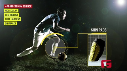 G-Form Pro-S Shin Guards Product Video