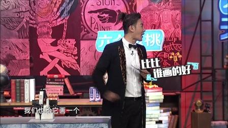 Dobot魔术师表演穿针引线、写字画画 - 湖北卫视《天才想得到》