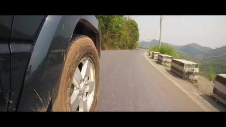 《Going》出国门进老挝 体验完美的287公里山路