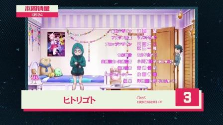 《ACG音乐汇》第26期:4月第4周周榜/动画歌曲的女王·水树奈奈
