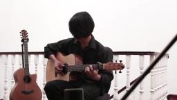 Palm2017第5届吉他中国木吉他大赛 指弹吉他翻弹组 奏有-You and me(松井佑贵)