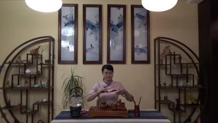 天晟茶艺培训第130期5号台湾十八道茶艺表演