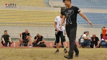 20170506林兰肖竟敢挑战壮拳教练