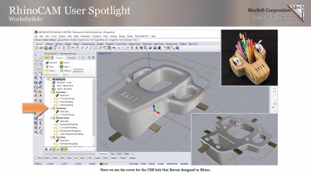 RhinoCAM User Spotlight- WorksbySolo
