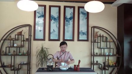 天晟茶艺培训第130期6号安溪茶艺表演