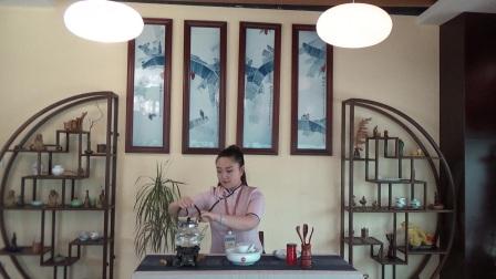 天晟茶艺培训第130期7号安溪茶艺表演
