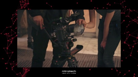 Nitrotech - Nguyen-Anh Nguyen -Making of ' Our days become nights'
