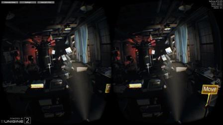 VR模式探索 Superposition  多种vr交互 unisol
