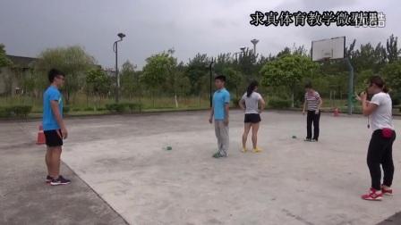 体育微型课视频《轻物发展下肢力量》