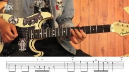 重金属主奏电吉他教学No.29《创作一小节乐句》