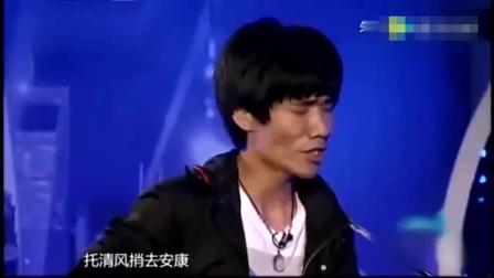 流浪歌手现场一首歌 唱的全场观众泪奔 评委韩红 李玟埋头痛哭