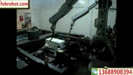 前副车架机器人打磨,机器人抛光,磨光机械手,自动化设备视频,车件抛光机器人,自动车件抛光机,fobrobot,mp4.