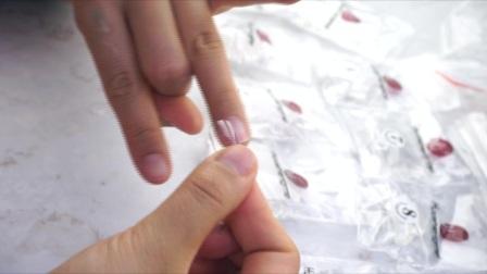 "susulee-全贴片式""整容级""美甲技法,短小圆指甲成功逆袭"