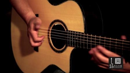 一把吉他弹乐队之 真的爱你 指弹吉他版本by宋依凡