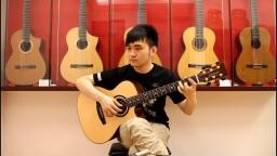 """孙耀威 - 爱的故事上集 """"吉他独奏""""(罗翔 Steven Law)"""