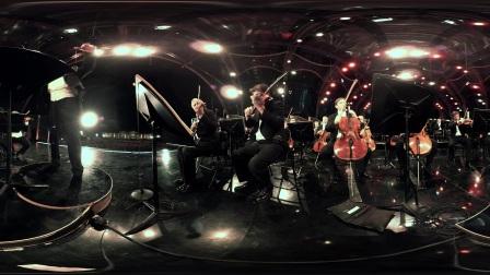 维也纳仲夏夜音乐会360全景视频