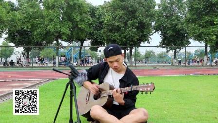 郑成河《江南style》吉他指弹曲--凌枫