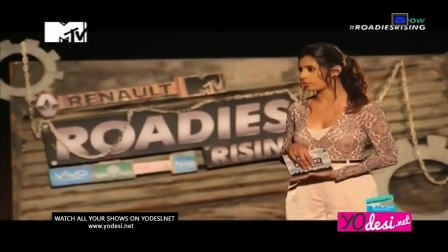 [NOFEARRULEBREAKER]Renault MTV Roadies Rising 13th May 2017
