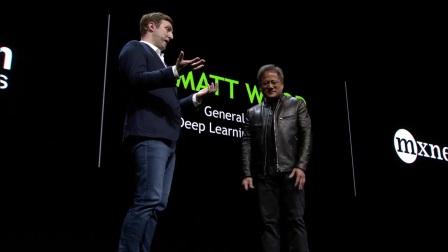 GTC 2017- Accelerating AWS (NVIDIA keynote part 8)