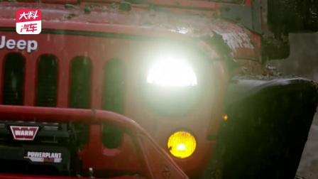 翻山越岭能豁抗造的越野机器Jeep牧马人