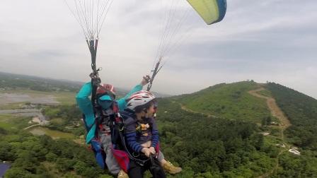 李俊熠飞行体验