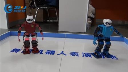 智能佳 Super M 机器人舞蹈03