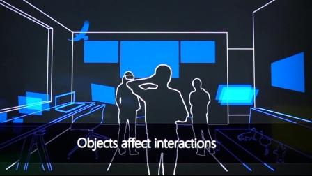 「科技美学现场」 微软bulid2017 现场直击 Remix混合现实Demo体验