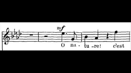 《贞洁的小屋向你致敬》(交响乐伴奏) 古诺《浮士德》<Salut! Demeure chaste et pure>
