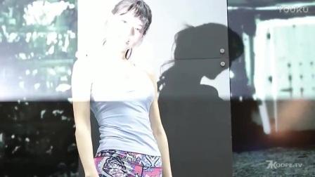 13_运动美女健身展示