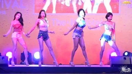 28_饭拍BAMBINO女团美女热舞出演