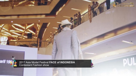2017 Face of INDONESIA Fashion show - 2