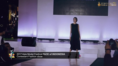 2017 Face of INDONESIA Fashion show - 3