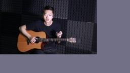 吉他弹唱教学【独家记忆-陈小春】牧马人乐器出品